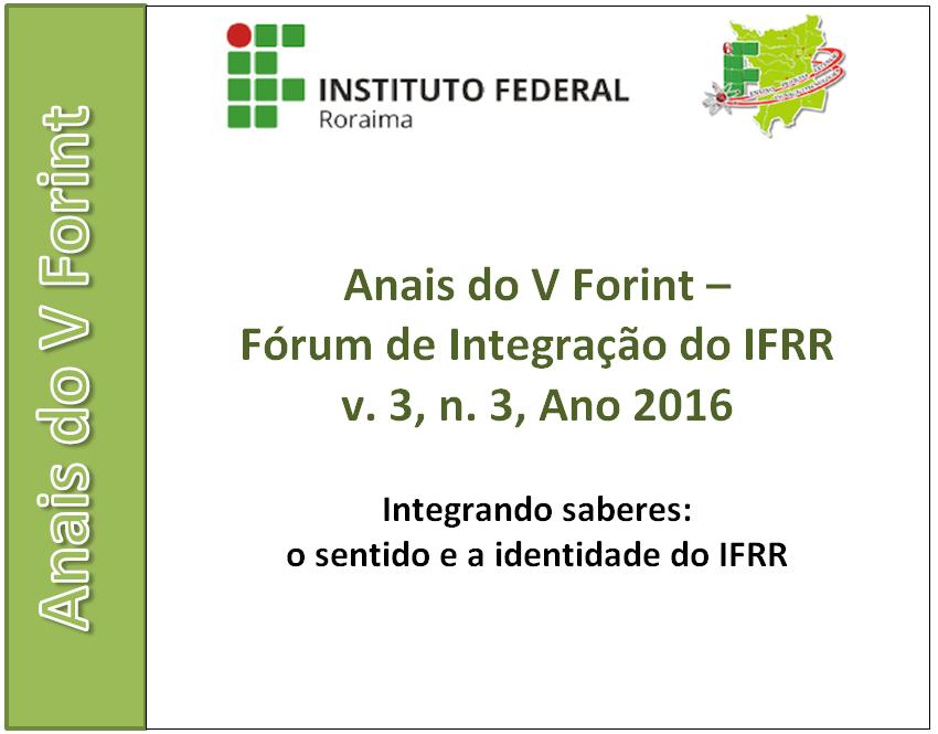 Forint, v. 3, n. 3, 2016